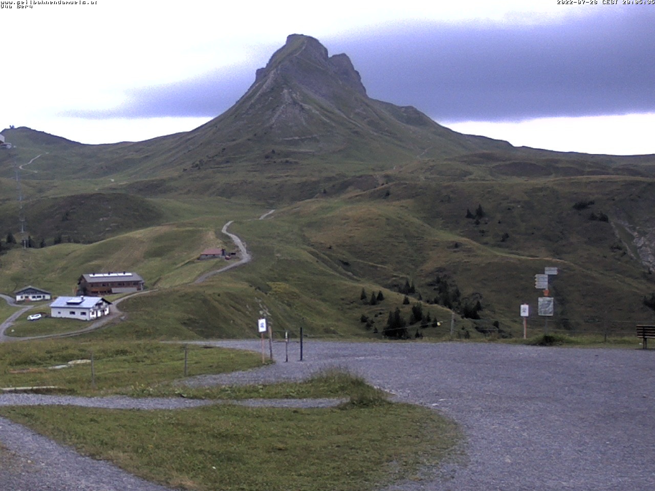 Webcam Damüls Uga 1830m
